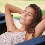 Sleep is an Antidote for Stress