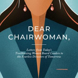 First-of-Its-Kind Book Unites Trailblazing Women Board Leaders