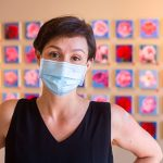 Birmingham artist pays tribute to UAB program serving pregnant women battling addiction