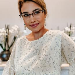 Meet Woman on a Mission Angelica Johnson-Dávila