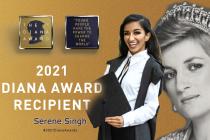 Young Sikh American at Oxford  University wins Diana Award a global award