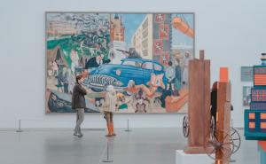 """Tate Modern Museum London"""