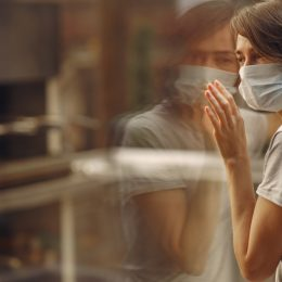 Dealing With Uncertainty During a Global Pandemic
