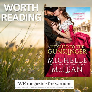 Meet Michelle McLean, Author – Hitched to the Gunslinger