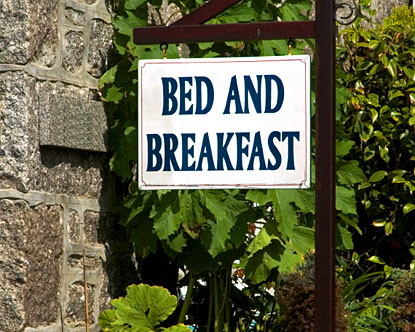 Bed & Breakfasts An Increasingly Popular Form of Lodgings for Travelers