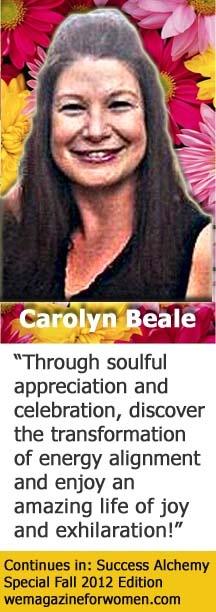 """""""Carolyn Beale Success Alchemy 2012"""""""