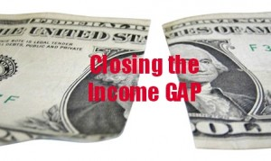 Start Closing the Income Inequality Gap Yourself