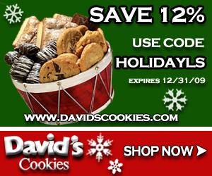 David's Cookies Make a Great Holiday Gift