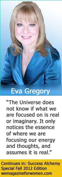 """Eva Gregory Success Alchemy Fall 2012"""