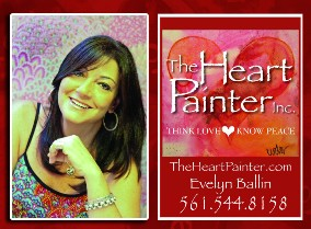 Meet The Extraordinary Heart Painter
