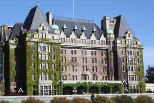 Victoria…On Vancouver Island