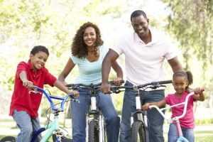 Cycling Your Way to Fathers Day