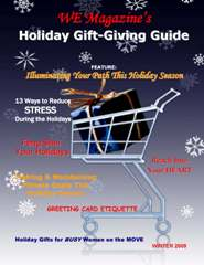 Womens Holiday Gift-giving Guide Wants to Promote YOUR Business