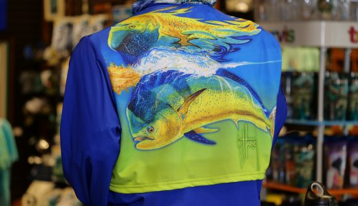 Courtesy George Schellenger, Guy Harvey Inc.