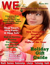 """WE Magazine for Women 2011 Holiday Gift Guide"""