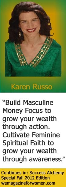 """Karen Russo Success Alchemy of Wealth"""