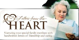 Visit Letters-from-the-Heart This Holiday Season