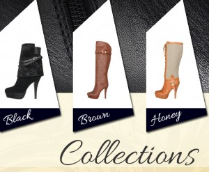 """Lisa LeCroy Collections - Fashion Fixes for Feet"""