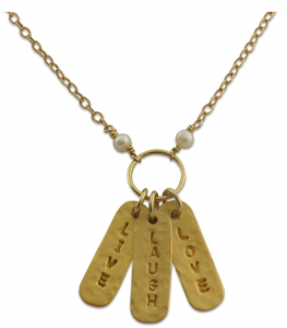 """""""Live Laugh Love Jewelry by Isabelle Grace"""""""