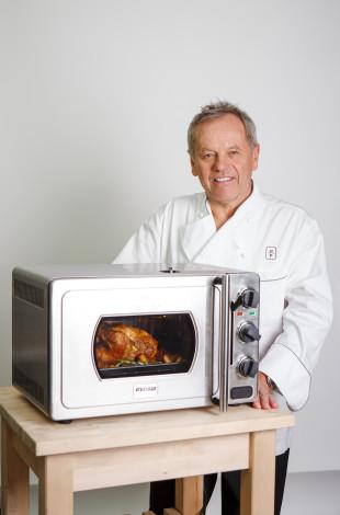 Wolfgang Puck Pressure Oven 2 credit KitchenTek