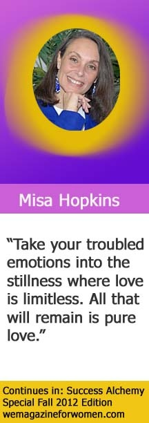"""Misa Hopkins Success Alchemy 2012"""