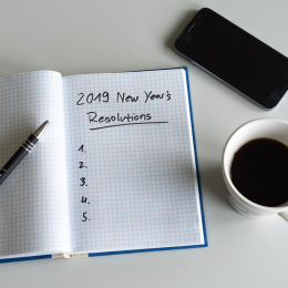 Half of Americans Will Make a New Year's Resolution — and They Might Actually Keep It!