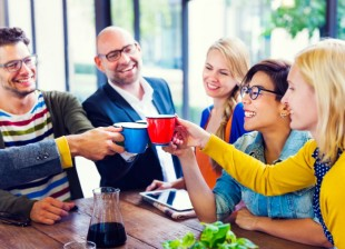 Are parties good for your health?
