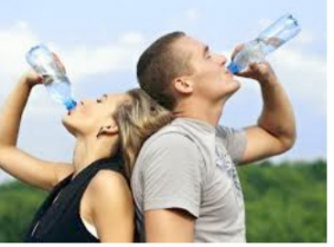 """Six Ways to Boost Metabolism drink more water"""
