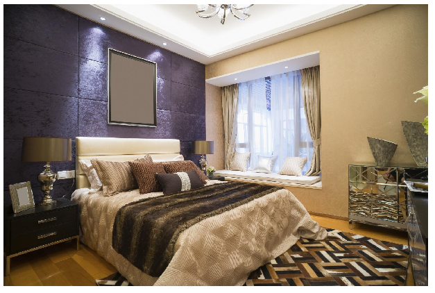 """Hibernation in High Style: Redecorating Your Bedroom for Winter"""