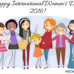 In the News on International Women's Day!
