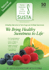 Product Review: Susta™ Natural Sweetener