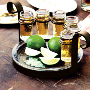 """""""Guy Gifts: Man Cave Fav's – Part 2 (Barware) Tequilla-Shooter-Set"""""""