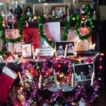 The Christmas Piano Tree