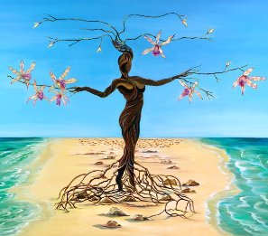 """""""The Mangrove Maiden by L.A. Peterson"""""""
