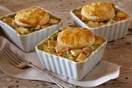 """""""Tofu Pot Pie Healthy Winter Comfort Food"""""""