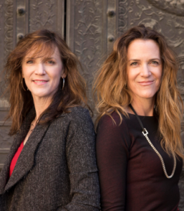 """Twin Candor - Amy Kay Cole, PhD and Anne Laptin, MS, LCSWr"""