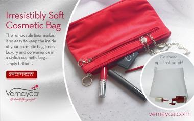 Vemayca Cosmetic Bags