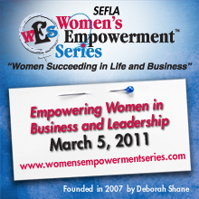 Women Gather for Business and Leadership Conference