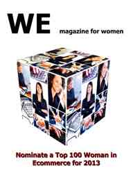 WE Magazine for Women Top 100-2013 Who's Who Nominations Now Open