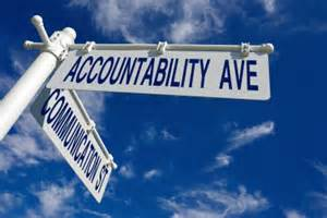Is Accountability More Like Glue or Teflon at Your Organization?