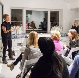 B Inspired, Philadelphia's Female-Focused Collaborative Community