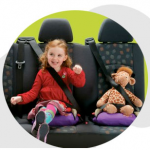 """Great gift idea bubblebum booster seat for kids"""