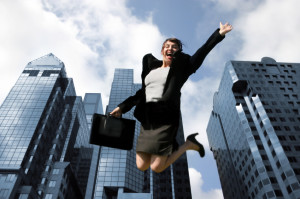 """Risky Business:  6 Tips Helping Professionals Take Those Leaps of Faith"""