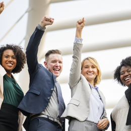 Despite Small Numbers, Women Outperform Men in Business Teams…