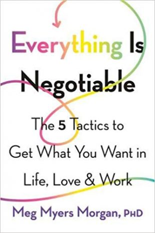"Worth Reading: ""EVERYTHING IS NEGOTIABLE"""
