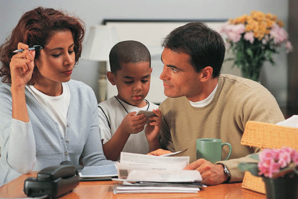 5 Steps to Get Started on a Family Budget