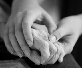 """""""helping hand of the caregiver"""""""