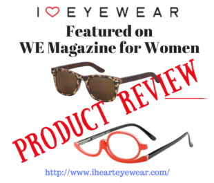IHeart Eyewear Product Review