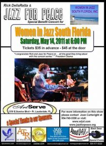 Jazz for Peace Mother's Day Special