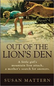 """""""out of the lion's den"""""""